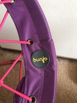 Bunjo Bungee Chair (purple/pink) Thumbnail