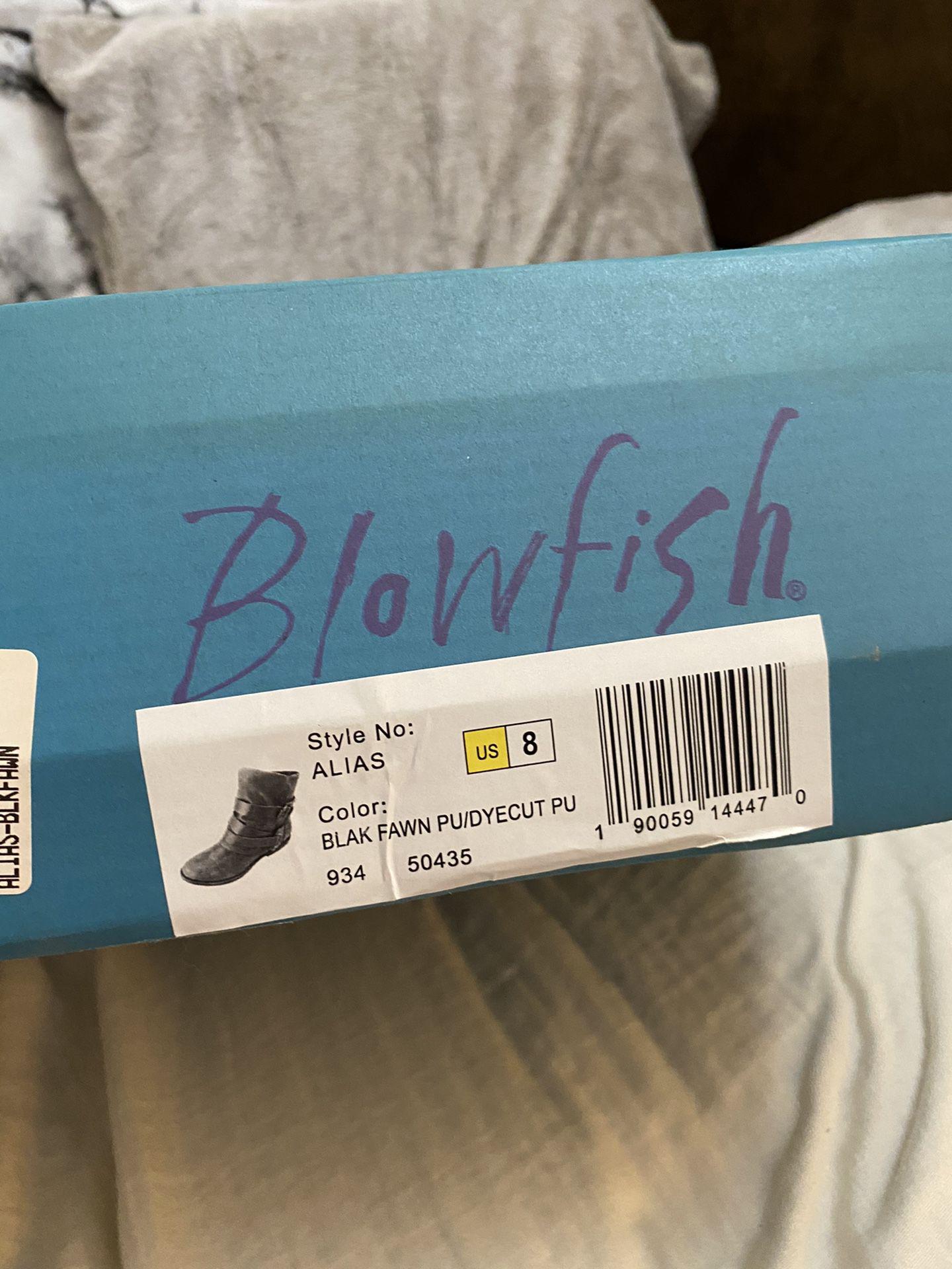 Blowfish boots