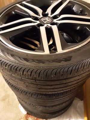 """Honda Accord rims 19"""" for sale for Sale in Washington, DC"""