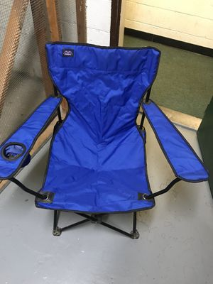 4 folding captain's chairs for Sale in Annandale, VA