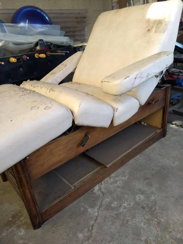 Free! Therapy chair/ massage chair/ tatto chair for Sale in Monterey