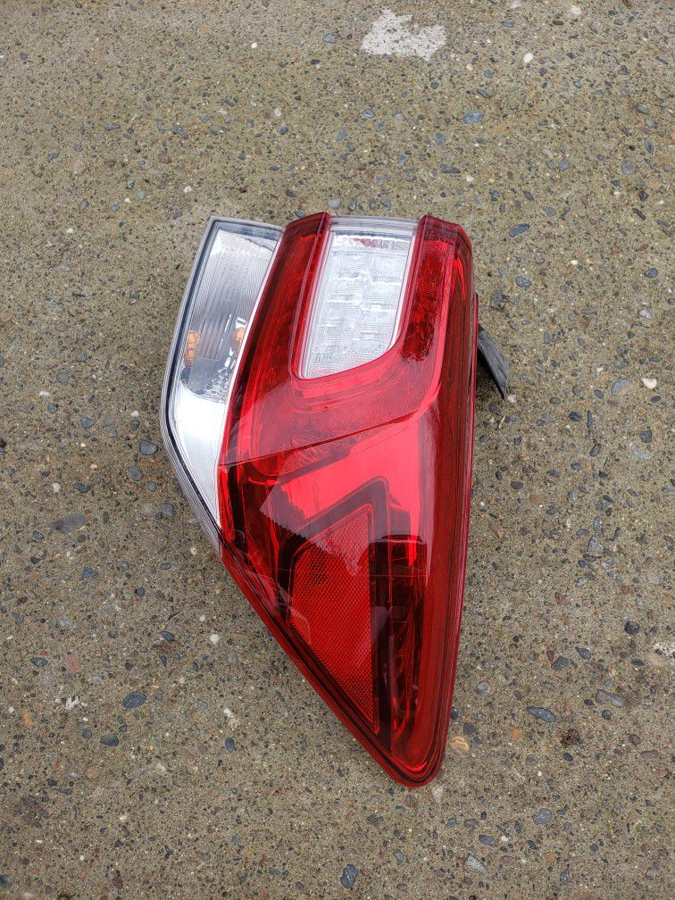 Taillight Subaru Impreza