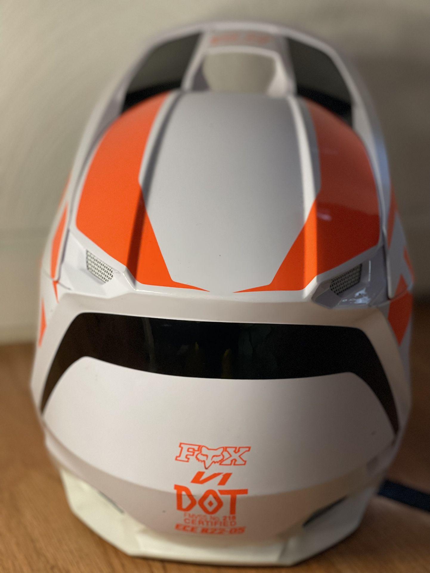 Fox Helmet NEW!