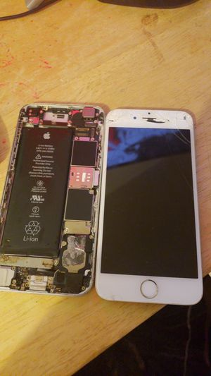 Iphone 6s 16GB Unlocked for Sale in Rockville, MD