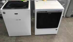 Photo Maytag washer/dryer set A8D