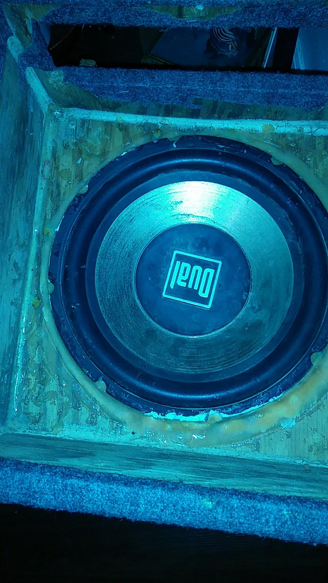 Dual speaker.good condition