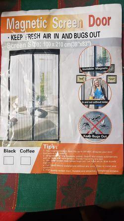Magnetic Door Screen Thumbnail