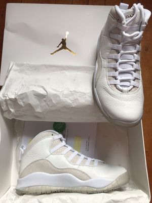 AIR JORDAN RETRO 10 OVO SIZE 8.5 for Sale in Chicago 0de8ea73f