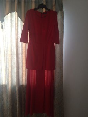 Red long dress for Sale in Oxon Hill, MD