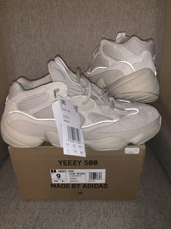 "6ea9a1f35c40a Adidas Yeezy 500 ""Blush"" for Sale in Riverside"
