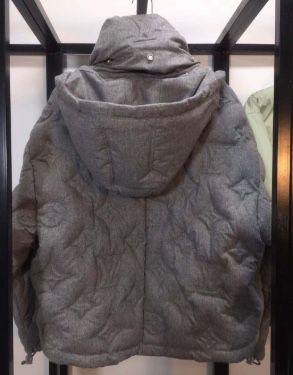 Louis Vuitton Monogram Boyhood Puffer Jacket