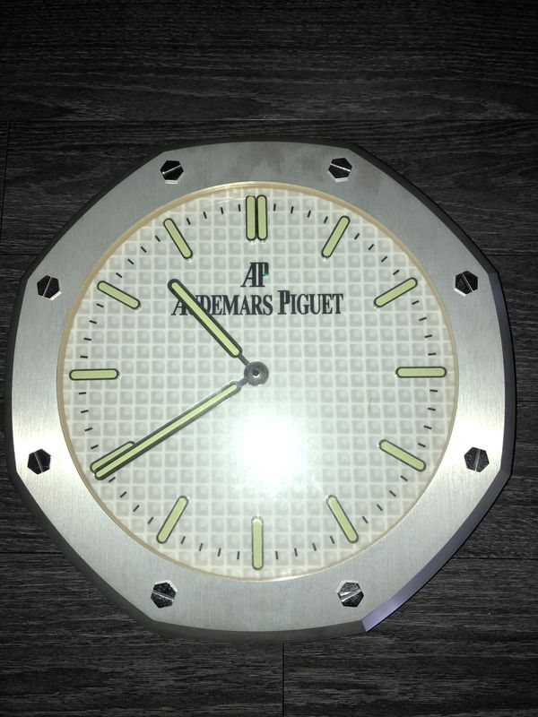 Audemars Piguet Wall Clock For Sale In Los Angeles Ca Offerup
