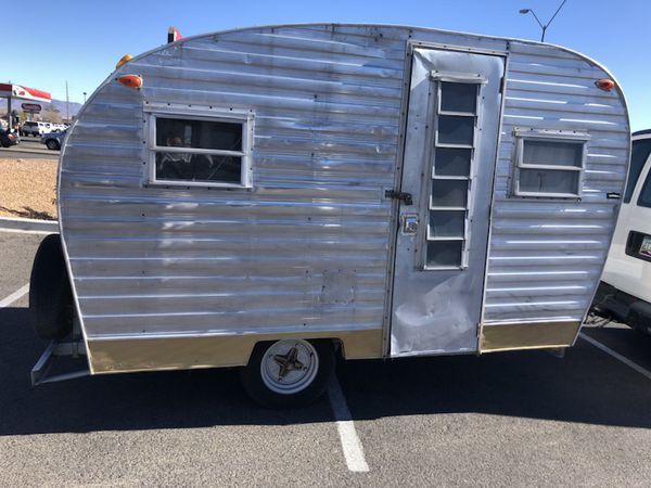 1959 Yukon Delta Vintage Camper Trailer For Sale In Phoenix AZ
