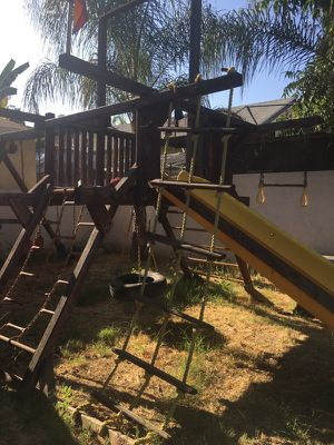 New And Used Swing Sets For Sale In Monterey Park Ca Offerup