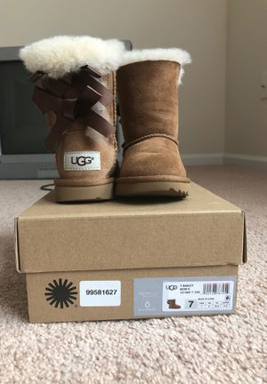 ab1315c199a New and Used Toddler ugg boots for Sale in Chesapeake, VA - OfferUp