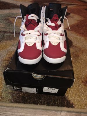 Air Jordan Carmine 6 for Sale in Pittsburgh, PA