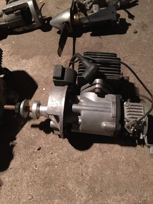 20cc 2 stroke rc motor for Sale in Santee, CA - OfferUp