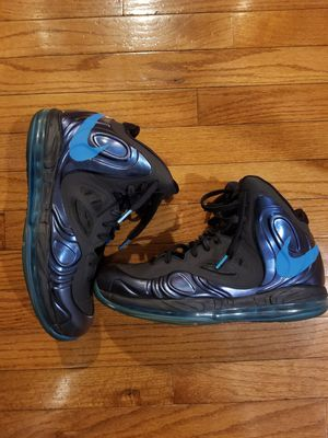 Nike Air Max Hyperposite Dark Obsidian / Dynamic Blue - Size 10 for Sale in Gainesville, VA