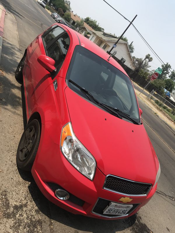 2010 Chevy Aveo Lt Tags Until 82019 Smog Ready Runs Perfect With