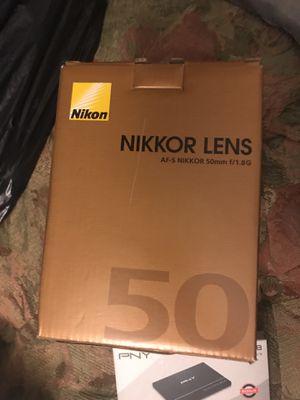 Nikkor lens for Sale in Saint Paul, MN