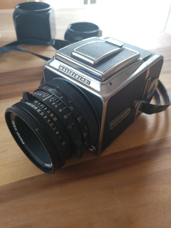 Hasselblad 500 CM, Lenses and accessories for Sale in Culver City, CA -  OfferUp
