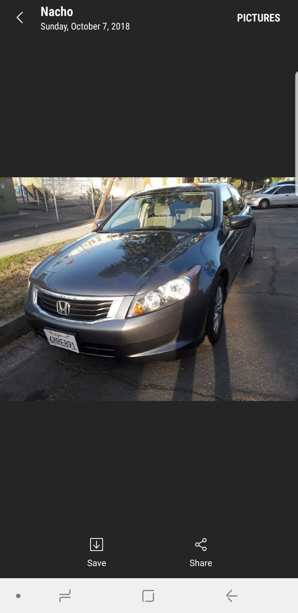 Honda Accord V4 For Sale In Long Beach Ca Offerup
