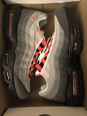 nike air max 95 still very fresh for Sale in Temple Hills, MD