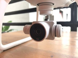 Drone DJI Phantom 4 - with bag and 2 batteries for Sale in Santa Monica, CA