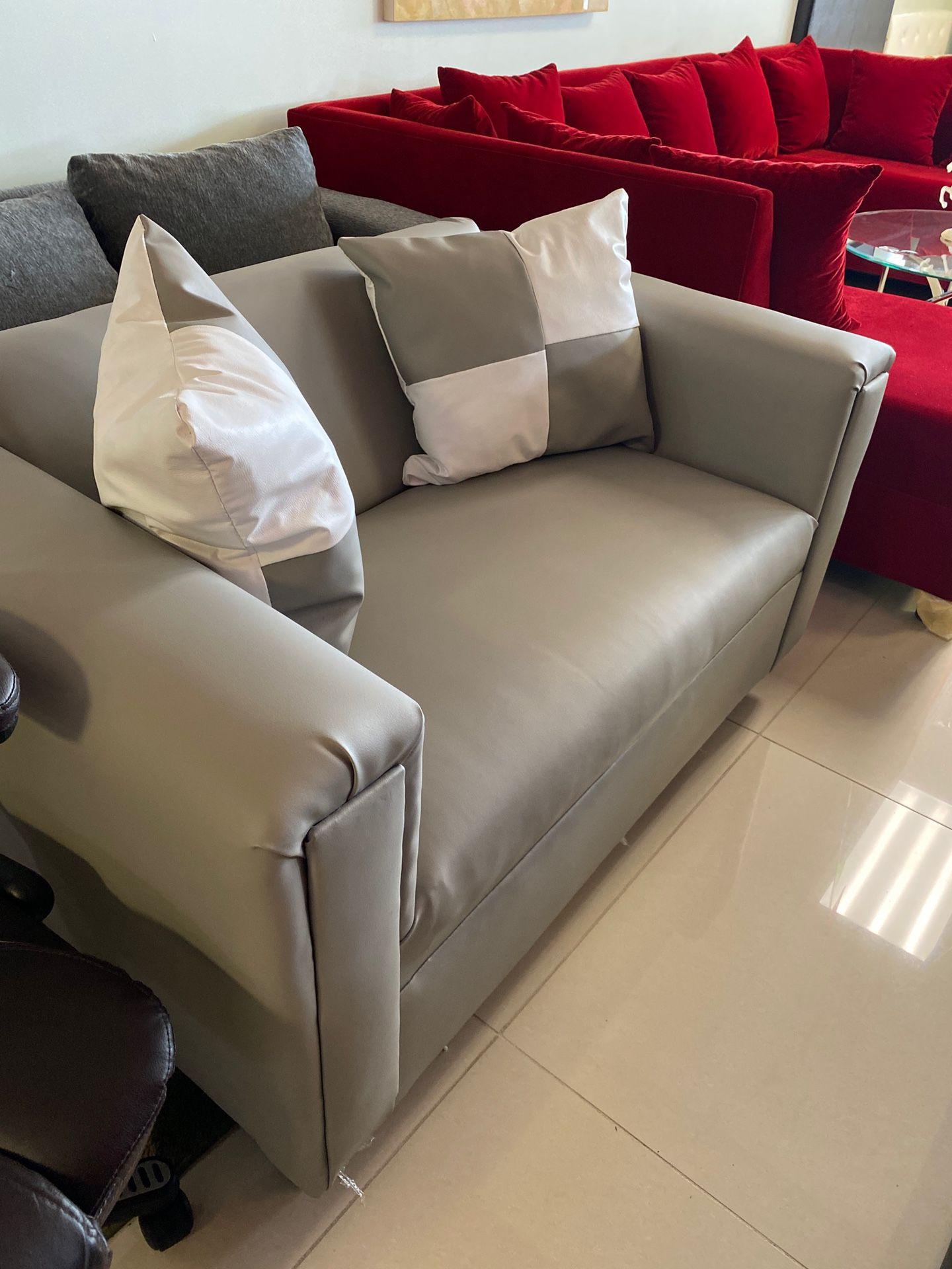 Sofa and love seat 2 PCS