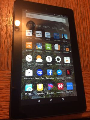 New and Used Amazon fire tablet for Sale in Fountain Valley, CA