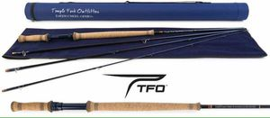 """TFO Deer Creek 9wt 11'0"""" Switch Fly Fishing Rod 4pc w/ caring case for Sale in Alexandria, VA"""