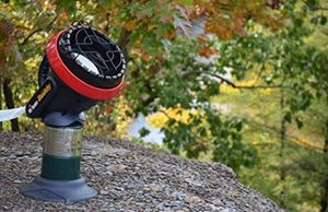 Great portable propane camping heater! RV, Van, Cabin, Hunting... for Sale in Silver Spring, MD