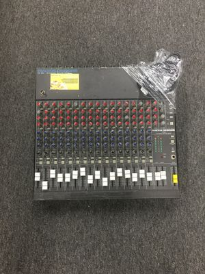 Mackie 16 channel mixer model #cr1604 for Sale in Washington, DC