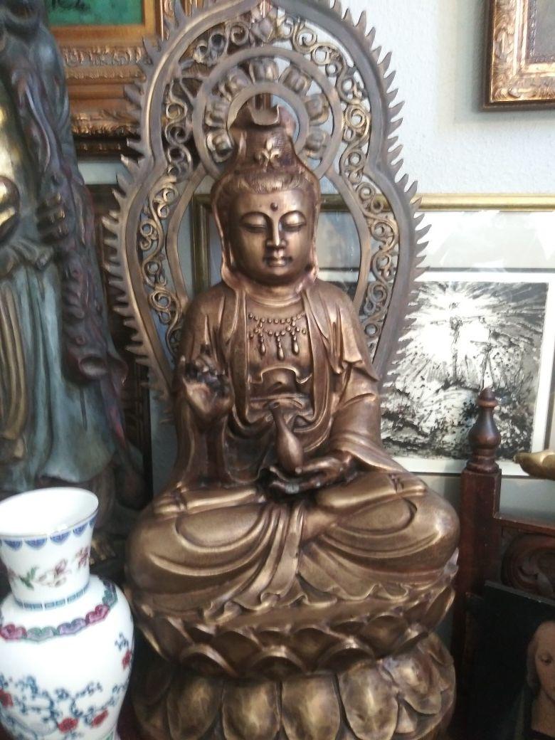 Buddha, bronze