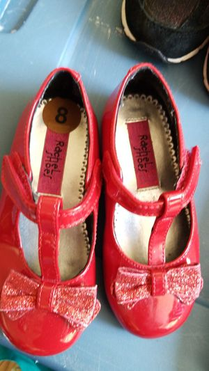 Girl shoes size 8 for Sale in Falls Church, VA