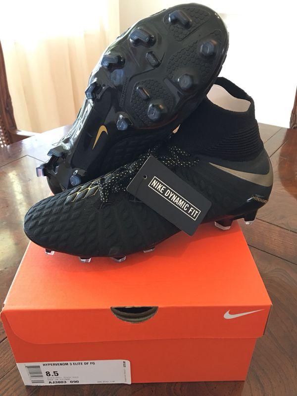 6ed28b04897 Nike Hypervenom 3 Elite Size 8.5 for Sale in Hollywood