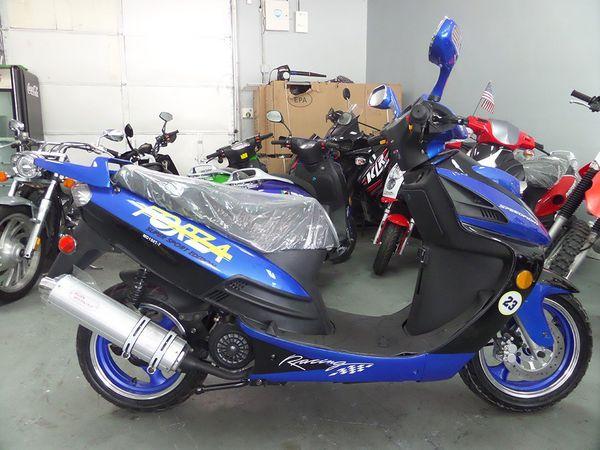 2018 SCOOTER FORZA 150cc for Sale in Pompano Beach, FL - OfferUp