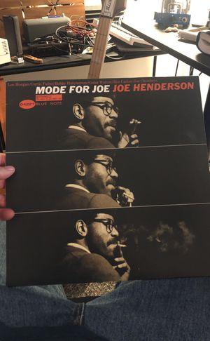 MODE FOR JOE JOE HENDERSON VINYL for Sale in Nashville, TN