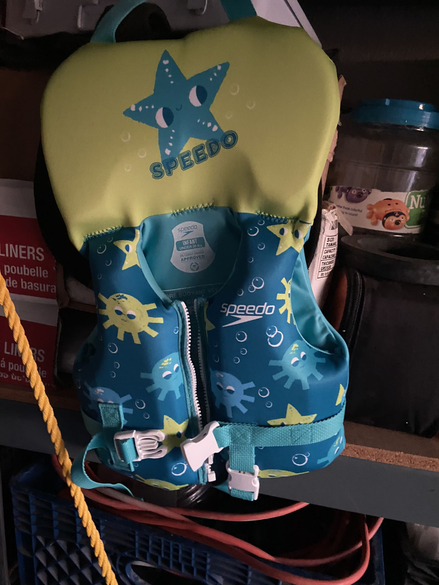 Infant Swim Vest