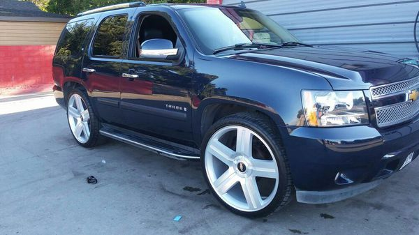 2007. Chevy tahoe for Sale in Dallas, TX - OfferUp