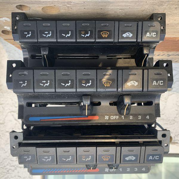 1995-1999 Acura Integra Heat AC Temperature Control Unit