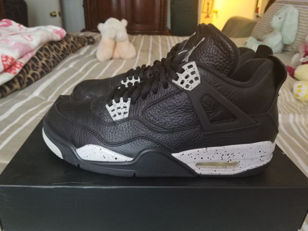 sneakers for cheap 6902e 69caf Air Jordan Retro 4  Oreo  (2015) (Clothing   Shoes) in Lauderhill, FL -  OfferUp