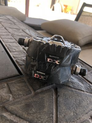 Shimano DX clippless pedals for Sale in Phoenix, AZ