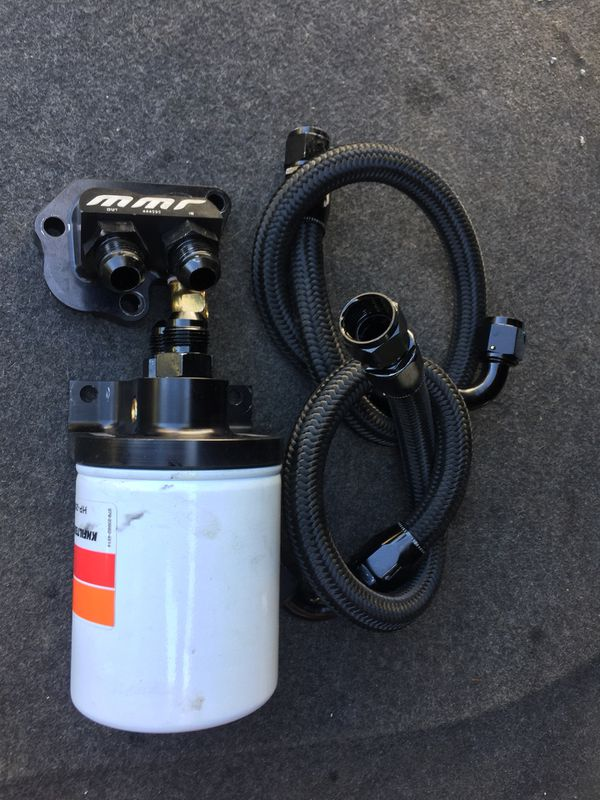 Mustang mmr coyote oil filter relocation kit for Sale in Sunnyvale, CA -  OfferUp