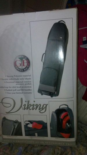 GB VIKING TRAVEL GOLF BAG for Sale in Pittsburgh, PA