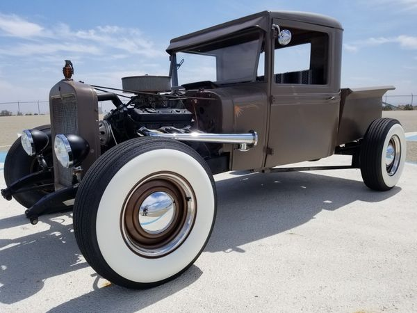 1930 chevy truck frame