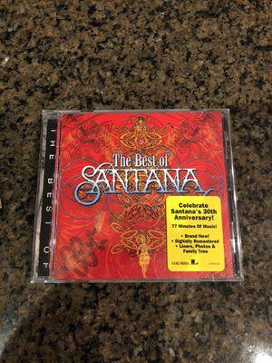 Santana CD for Sale in Atlanta, GA