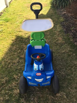 Photo Little Tikes Cozy Coupe 2 in 1 Roadster