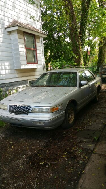 1995 Mercury Grand Marquis >> 1995 Mercury Grand Marquis For Sale In Cleveland Oh Offerup