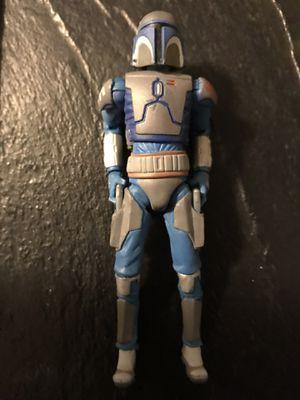 Mandalorian warrior Star Wars action figure for Sale in Manassas, VA